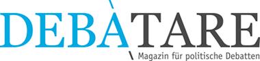 Debatare – Das Debattenmagazin im Netz logo