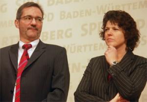 Die SPD-Parteispitze reagierte mit Kritik auf Vogts Interview-Äußerungen. Foto: Landwehr.