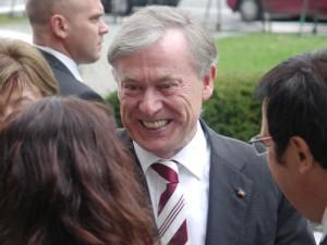 Horst Köhler. Foto: Landwehr