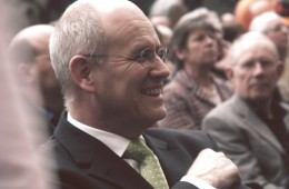Volker Kauder. Foto: Landwehr.