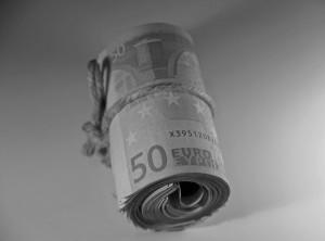 Das liebe Geld. Foto: Christian Wolf, www.jugendfotos.de