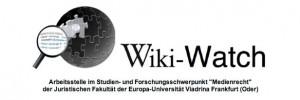 Screenshot von Wiki-Watch