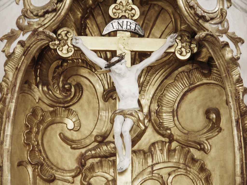 Die Katholiken mögen es gerne pompös. Foto: Landwehr.