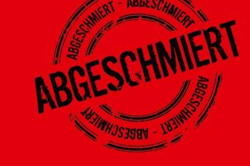 """""""Abgeschmiert – Wie Deutschland durch Korruption heruntergewirtschaftet wird"""" ist bei Bastei Lübbe erschienen, hat 237 Seiten und kostet 19,99 Euro."""