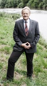 Herbert Krüger, eigentlich am Neckar zu Hause.