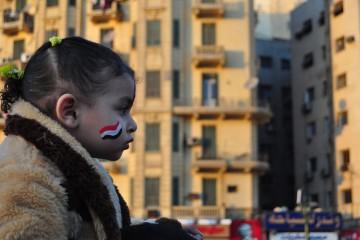 Mädchen in Ägypten. Foto: Moritz von Pilgrim/ jugendfotos.