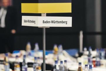 Bei der CDU in Baden-Württemberg wird es leer.