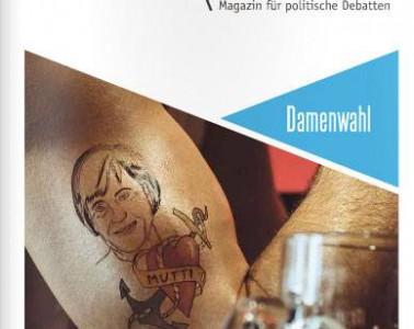 Ausgabe zur Bundestagswahl.